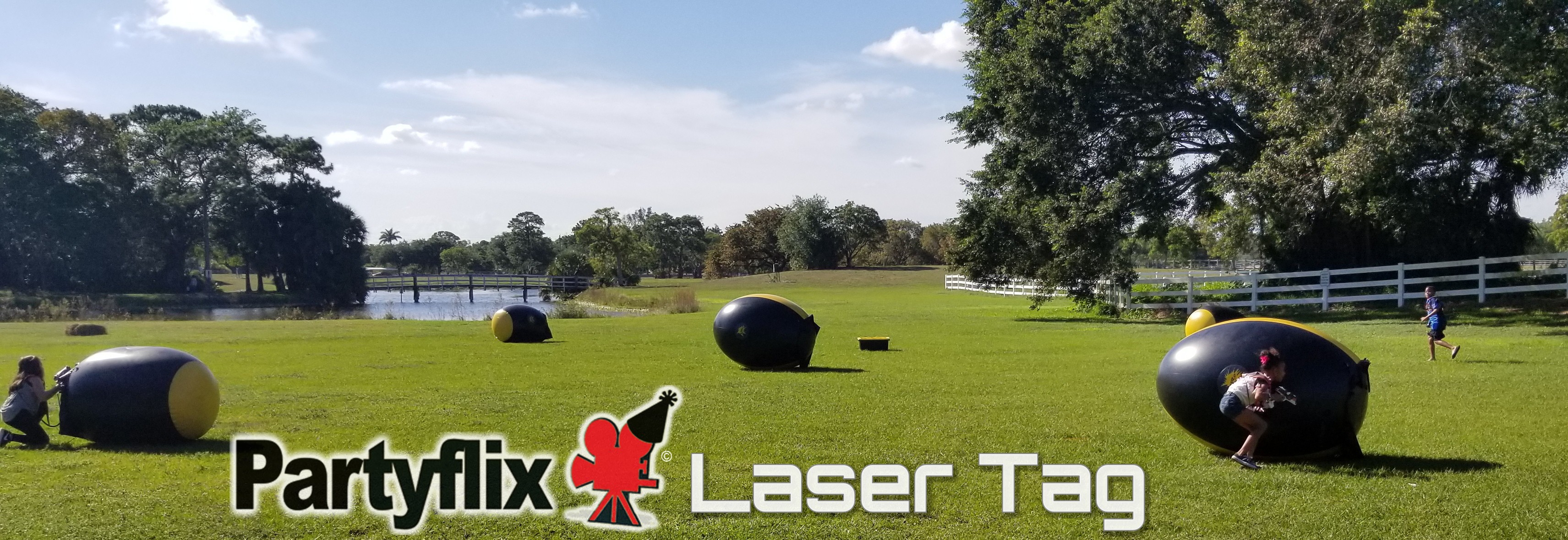 Partyflix Laser Tag