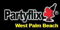 West Palm Beach Outdoor Movie Screen Rentals