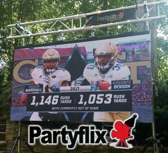 Partyflix LED