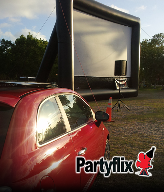 Partyflix Drive In